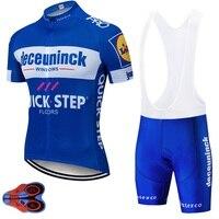 2019 Новый быстрый шаг Pro команда Велоспорт Джерси дышащий MTB Джерси велосипед рубашка для мужчин полиэстер Майо Ciclismo Hombre анти-пот