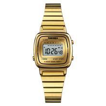 Popular Fashion Hot Brand Women Digital Countdown Alarm Luminous Waterproof Busi