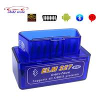ELM327 Interface V2 1 OBD2 Auto Scanner Viecar Bluetooth 2 0 Car Diagnostic Tool Support Android