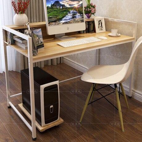 computer desks office home bed furniture steel tube panel laptop desk hot new good - Cheap Desk