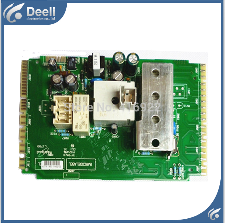 Free shipping 100% tested for zc24704sjn washing machine pc board motherboard 169-a10175a-pc-cn on sale 100% tested for washing machine board wd n80051 6871en1015d 6870ec9099a 1 motherboard used board