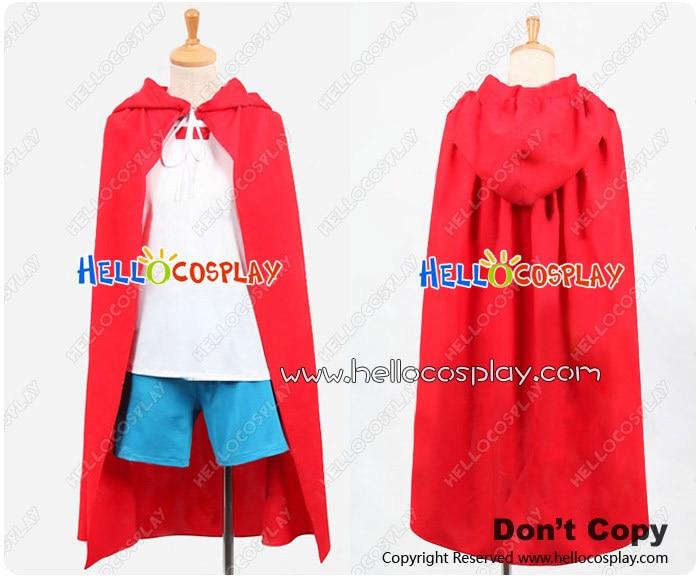 Inazuma Eleven Cosplay Yuuto Kidou Costume H008