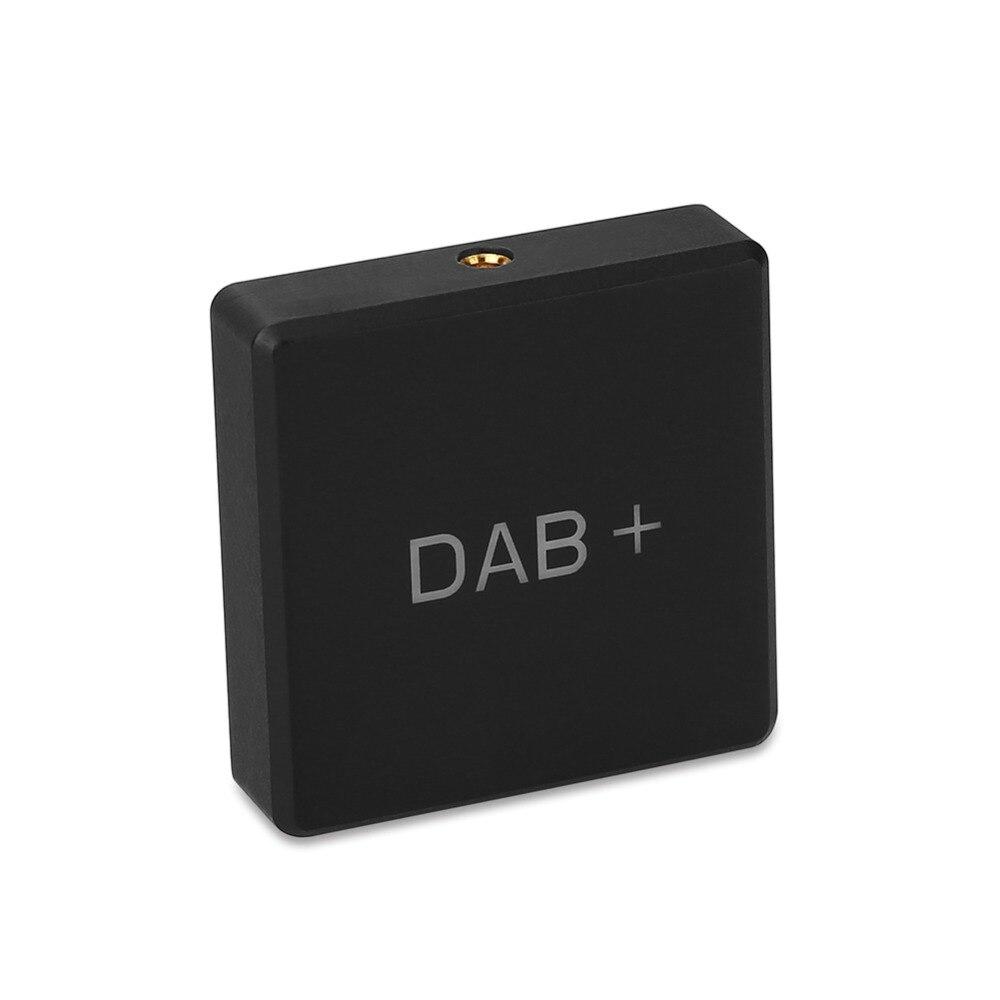 imágenes para Calabaza Externa DAB + Sintonizador de Radio para el Coche de Radio Auto Estéreo Reproductor Digital