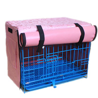 Cage Cover Waterproof Warm Windproof Pet Dog Cage House Big Dogs Tent Rabbit Chihuahua Schnauzer Pet Supplies Pet Accessories