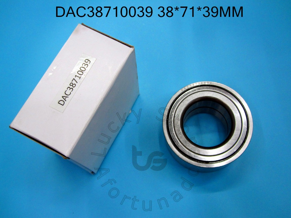 DAC38710039  For cars Hub bearing chrome steel materail size:38*71*39mmDAC38710039  For cars Hub bearing chrome steel materail size:38*71*39mm