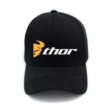 b796e20727e Thor Mx Motocross Girls Boys Snapback Baseball Caps Fashion Adjustable Mens  Fitted Baseball Hats(China