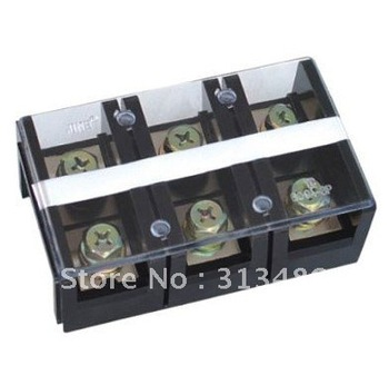 High-current terminal block  600V, 600A ,3P  Copper,free shipping