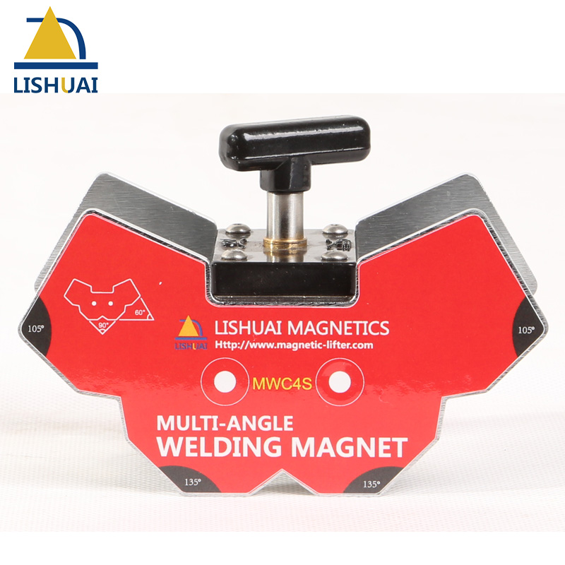 Lishuai Multi-angle Switchable Magnetic Holder /Strong Power NdFeB Welding Magnets Clamp lishuai multi angle switchable magnetic holder strong power ndfeb welding magnets clamp