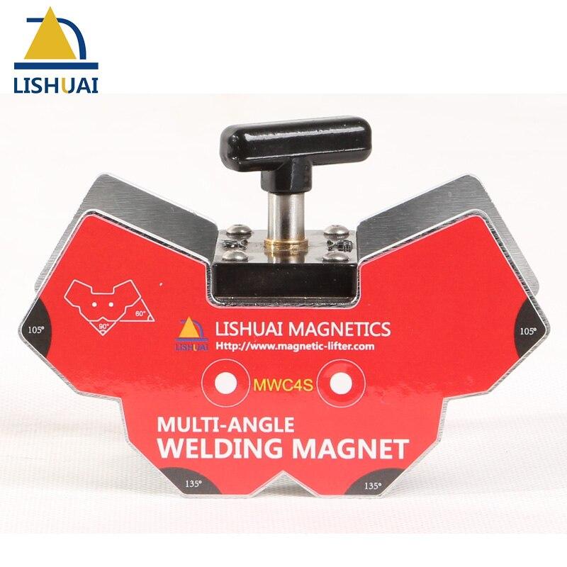 Lishuai Multi-angle Switchable Magnetic Holder /Strong Power NdFeB Welding Magnets ClampLishuai Multi-angle Switchable Magnetic Holder /Strong Power NdFeB Welding Magnets Clamp