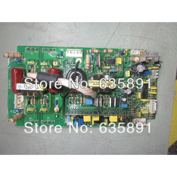 upper PCB IGBT ARC200 220V reapir needs printed circuit - Golden Silk Road Industrial Limited store