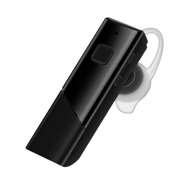 5.0 Stereo Muziek Draadloze Bluetooth Headset Ernstige Bas Sport Oordopjes Aangenaam Oor Type Met Mic Hoofdtelefoon Sh *