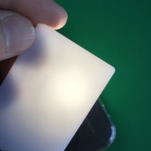 150x200x8mm 6 pieces opal white acrylic sheet