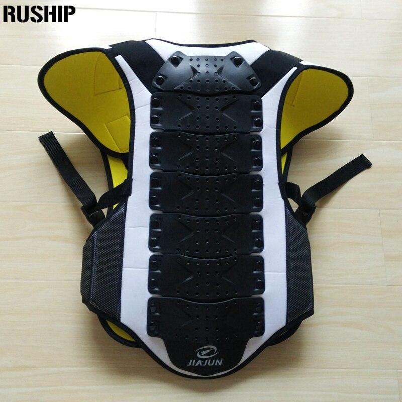 Professionnel Ski Snowboard Support arrière moto corps protecteur dur skateboard soutien sport Motocross Protection arrière - 4