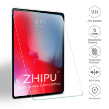 Glass For Apple iPad Pro 11 & 12.9 (2018) Screen Protector 9H Tempered Glass For