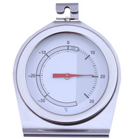 High Accuracy Household Refrigerators Wall Mount Thermometer Supermarket Medical Freezer Cold Storage Temperature Meter