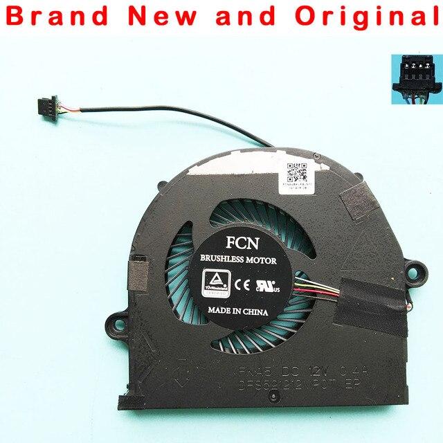 Новый оригинальный кулер процессора для СКЛС FKA5 DC12 0.4A DFS521212MP0T Вентилятор cooler FCN4VBKLFAJN10 вентилятор