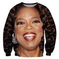 Oprah alisister nova moda camisola mulheres clothing 3d caráter capuz impresso harajuku camisolas mulheres sexy com capuz
