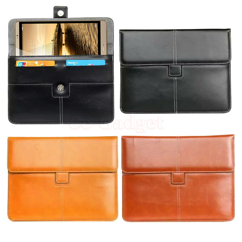 Luxury PU Leather Briefcase for Huawei MediaPad M2 M2 803l 801w 8 Honor X2 X1 S8