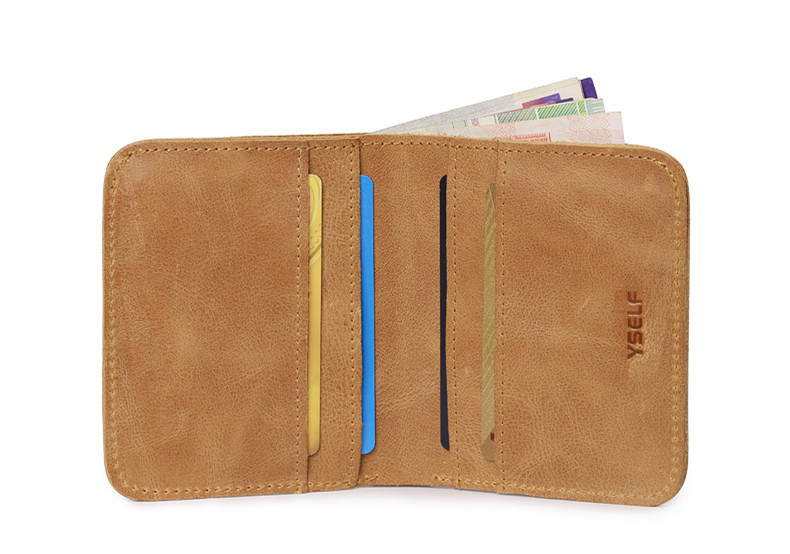 genuine leather men wallets  (11)
