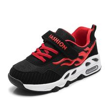 Kids Shoes For Boy Air Mesh Children Autumn Red Sneakers 2019 Girls Yellow Solid Kid Canvas tenis infantil