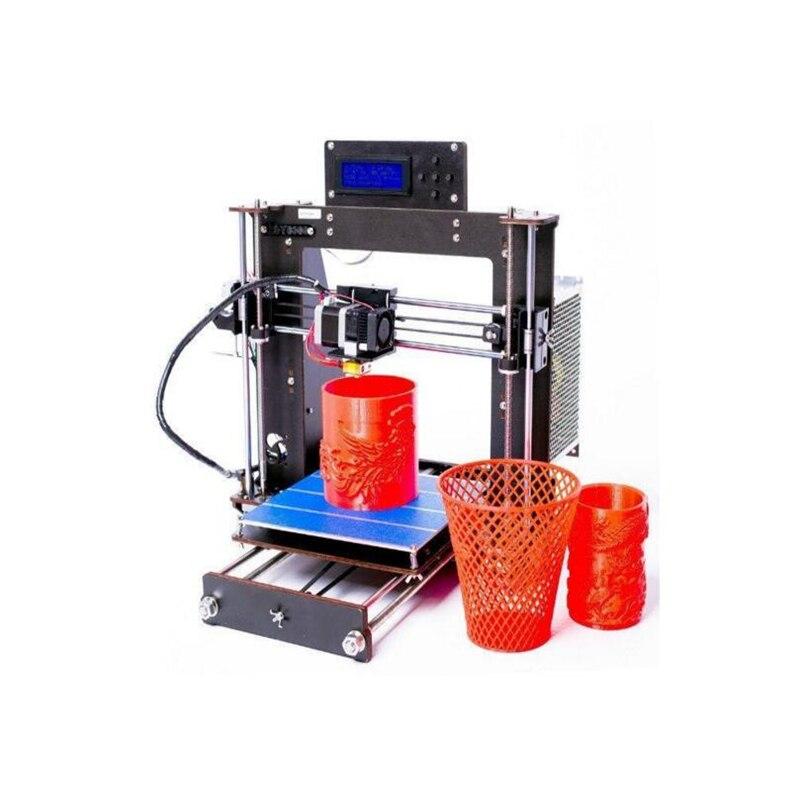 BEST OFFER! 3D Printer Prusa i3 Reprap MK8 LCD Controller DIY Kit w/PLA 3D Printer Prusa i3 Reprap MK8 DIY Kit MK2A Heatbed reprap prusa mendel diy 3d printer robot main control chip atmega1284p au black