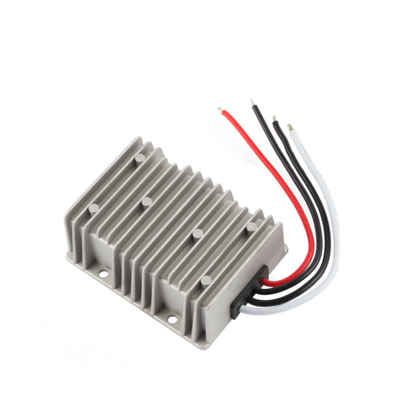 Waterproof Regulator Module Step Down DC 48V to DC 24V 15A 360W for Logging Vehicles Voltage Converter Transformer dc 7 24v to dc 5v voltage step down transformer module kis3r33s