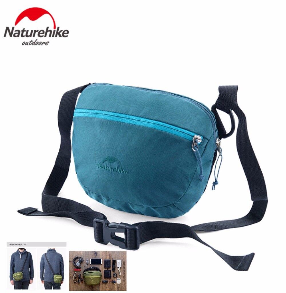 567b3cd40a93 2L NatureHike Factory Store Inclined shoulder bag messenger bag outdoor  backpacking sport single shoulder Bag