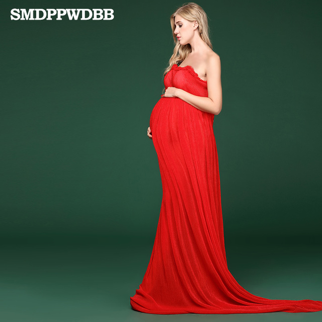 Red Maternity Dresses