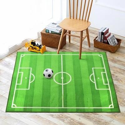tapis pour enfants tapis de terrain de football dessin anime tapis coupe du monde tapis de stade tapis pour enfants salon tapis chambre tapis de