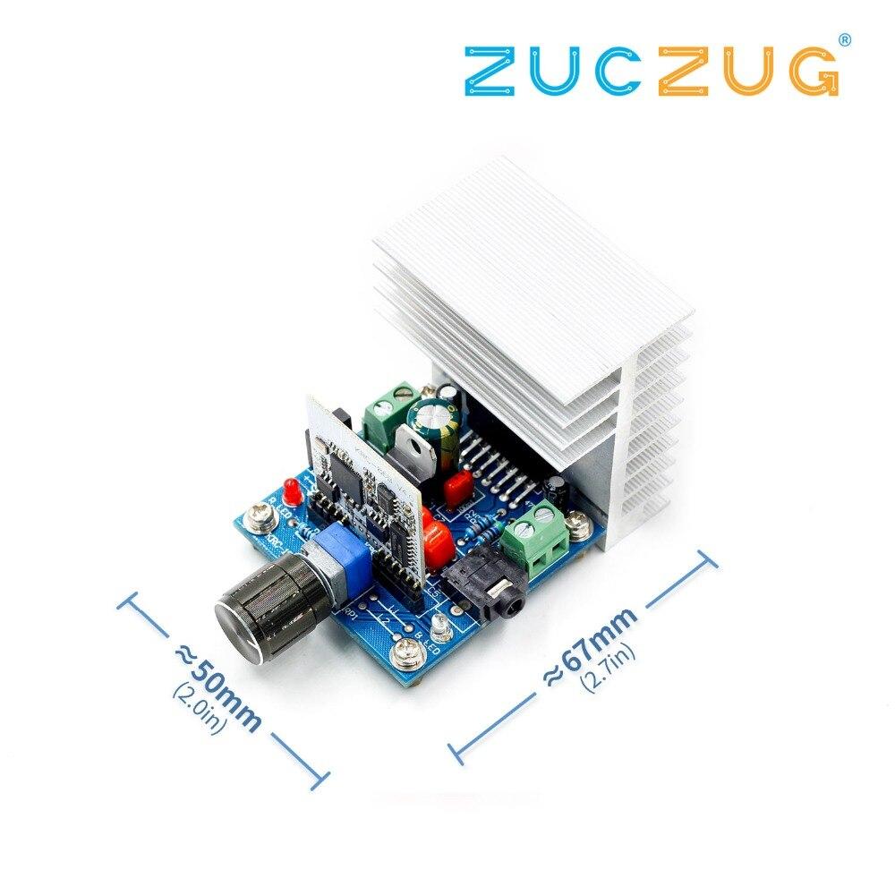 TDA7379BTA Bluetooth Audio Receiver Amplifier Board for Electric CarTDA7379BTA Bluetooth Audio Receiver Amplifier Board for Electric Car