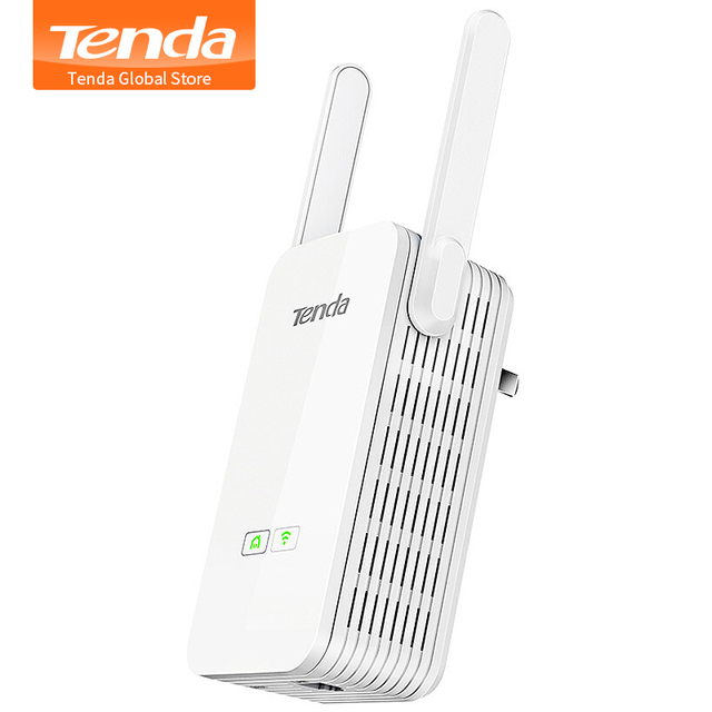 Tenda PA3 1000 Mbps אלחוטי Powerline מתאם, PLC Ethernet Wifi Extender, תואם עם PH3/PH15, plug and Play, Homeplug AV2