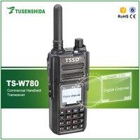 새로운 도착 긴 범위 3 그램/GSM 스마트 PTT WCDMA 양방향 라디오 TS-W780