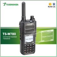New Arrival Long Range 3G/GSM Smart PTT WCDMA Two Way Radio TS W780