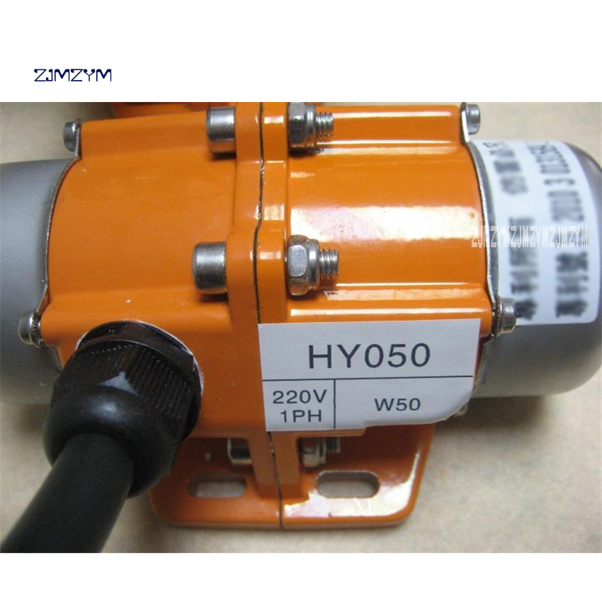 Фотография New Arrival 220V 50W Industry Electric Vibrating Motors Household Upstairs Noise Counterattack Artifact Floor Vibration Motor