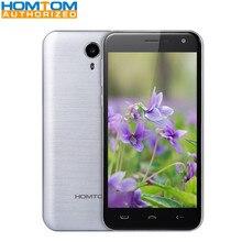 HOMTOM HT3 5,0 zoll Android 5.1 3G Smartphone MTK6580 Quad Core 8 GB ROM 2.5D Bildschirm Dual Kameras Smart Geste Mobile telefon