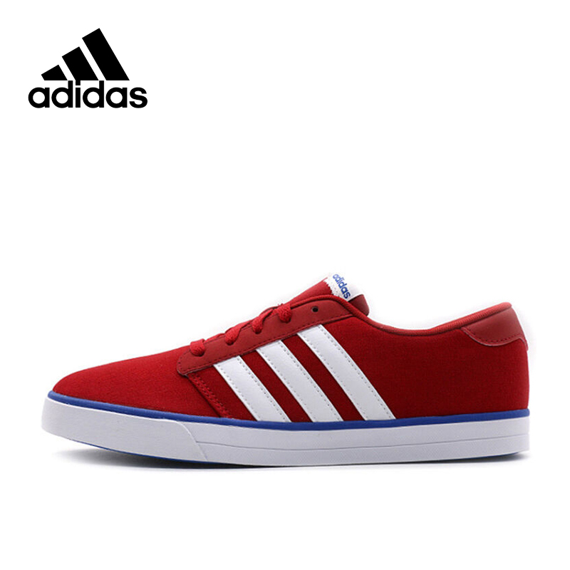 Adidas New Arrival Original NEO Label Men's Skateboarding Shoes Sneakers AQ1484 AQ1487 adidas original new arrival official neo women s knitted pants breathable elatstic waist sportswear bs4904