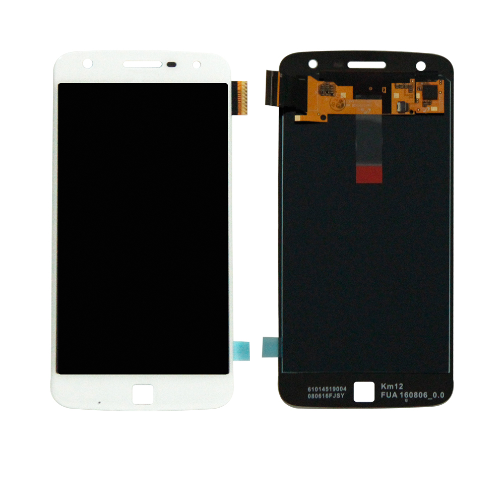 Tested <font><b>LCD</b></font> For Motorola Moto Z Play Droid <font><b>XT1635</b></font> <font><b>XT1635</b></font>-01/02 <font><b>Lcd</b></font> Display Touch Screen Digitizer Assembly Panel Replacement image