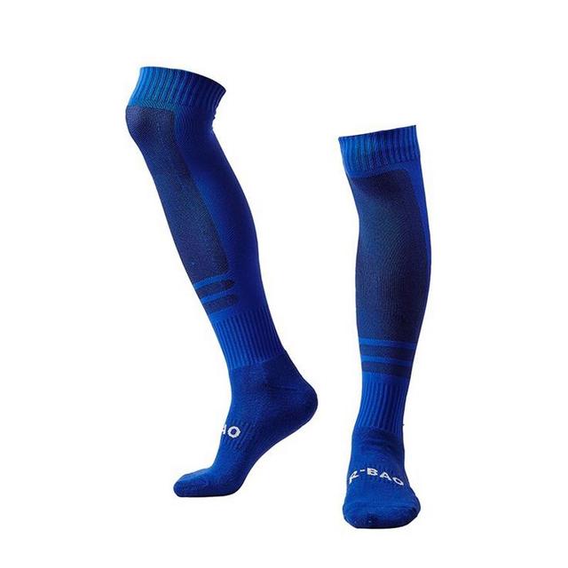 Professional Anti-Slip Cotton Cycling Socks Long Football Volleyball Soccer Socks Men Women Fitness Hiking Running Sports Socks