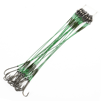 Awesome Fishing Line  No1 Steel Wire Leader Fishing Lines cb5feb1b7314637725a2e7: Green-20LB Green-30LB Green-40LB Green-50LB Green-60LB Green-70LB Green-80LB Red-20LB Red-30LB Red-40LB Red-50LB Red-60LB Red-70LB Red-80LB Silver-20LB Silver-30LB Silver-40LB Silver-50LB Silver-60LB Silver-70LB Silver-80LB