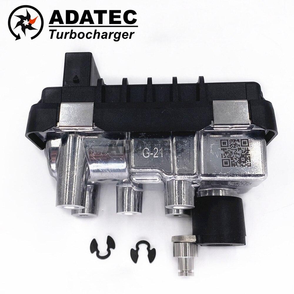 Genuine Turbocharger Electronic Actuator 777159 For AUDI 2.7 3.0TDI G021 G-21 G21 767649 6NW009550 Turbo Wastegate 6NW-009-550