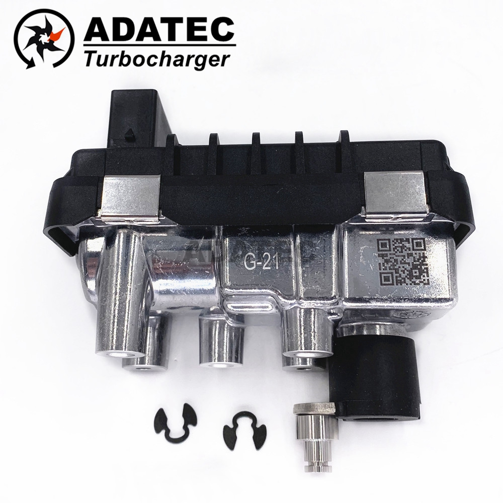 Genuine Turbocharger Electronic Actuator for AUDI 2.7 3.0TDI G021 G 21 G21 767649 6NW009550 turbo wastegate 6NW 009 550
