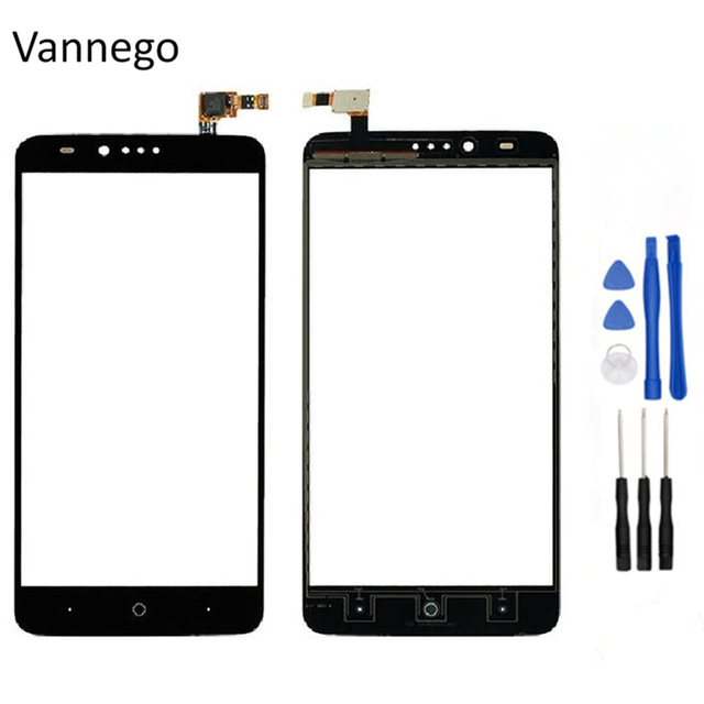 Vannego Touch Panel For ZTE ZMax Pro Z981 Touch Screen Digitizer Front Outer Glass Lens Sensor + Tools
