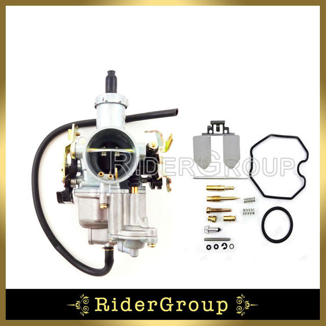 US $28 95 10% OFF|30mm PZ30 Tuning Tuned Power Jet Accelerating Pump  Carburetor + Repair Kits For 200cc 250cc Pit Dirt Bike ATV Quad-in  Carburetor