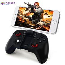 Compatible with PS3,PC,Smart Phone,TV Box VR Wireless Bluetooth Gamepad pubg controller Bluetooth4.0Controller Joystick portable