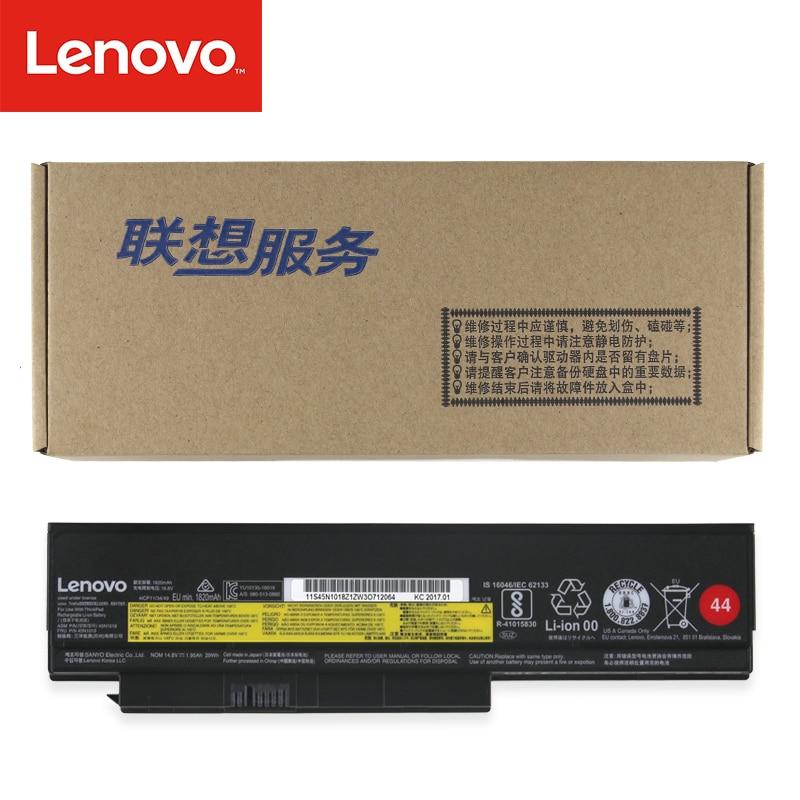 Originale batterie d'ordinateur portable Pour Lenovo Thinkpad X220 X220I X220S X230 X230I 45N1018 45N1019 44