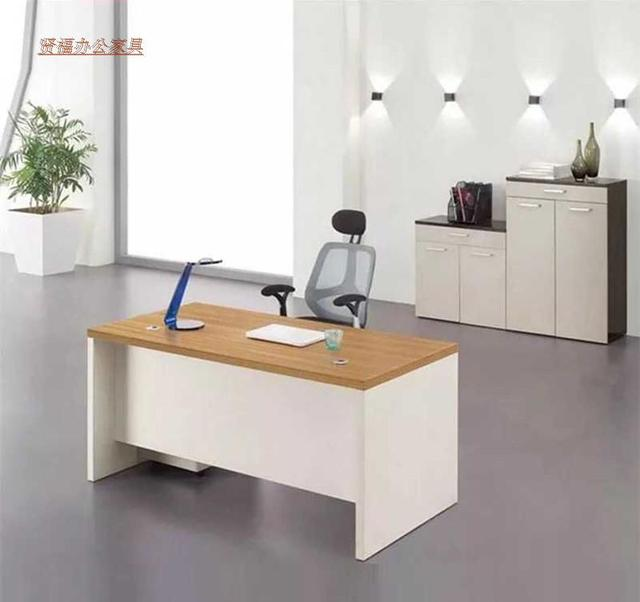 Single Office Furniture Desk Computer Staff Tables Taiwan Head Table  Factory Outlets Stock
