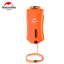 Naturehike 28L Inflatable Waterproof Swimming Bag Flotation  Dry For Drifting NH17S001-G