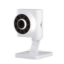 ESCAM Wall-E QF601 Wifi 720 P Мини Ip-камера 1.0MP Onvif P2P крытый Наблюдения Ночного Видения Безопасности CCTV камера