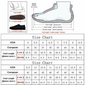Image 5 - אור נעליים יומיומיות גברים סניקרס אביב נעלי גברים 2019 חם נעלי ריצה מזדמנים גברים נעל אופנה Chaussure Homme גדול Size36 47