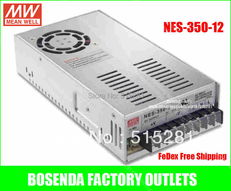 12 pcs/pack NES-350-12V Original Taiwan Mean well Switching Power Supply Meanwell футболка tom tailor 1038413 09 70 6593